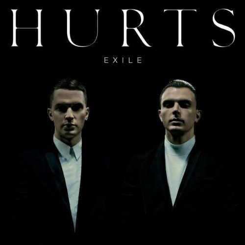 Hurts - Exile album cover