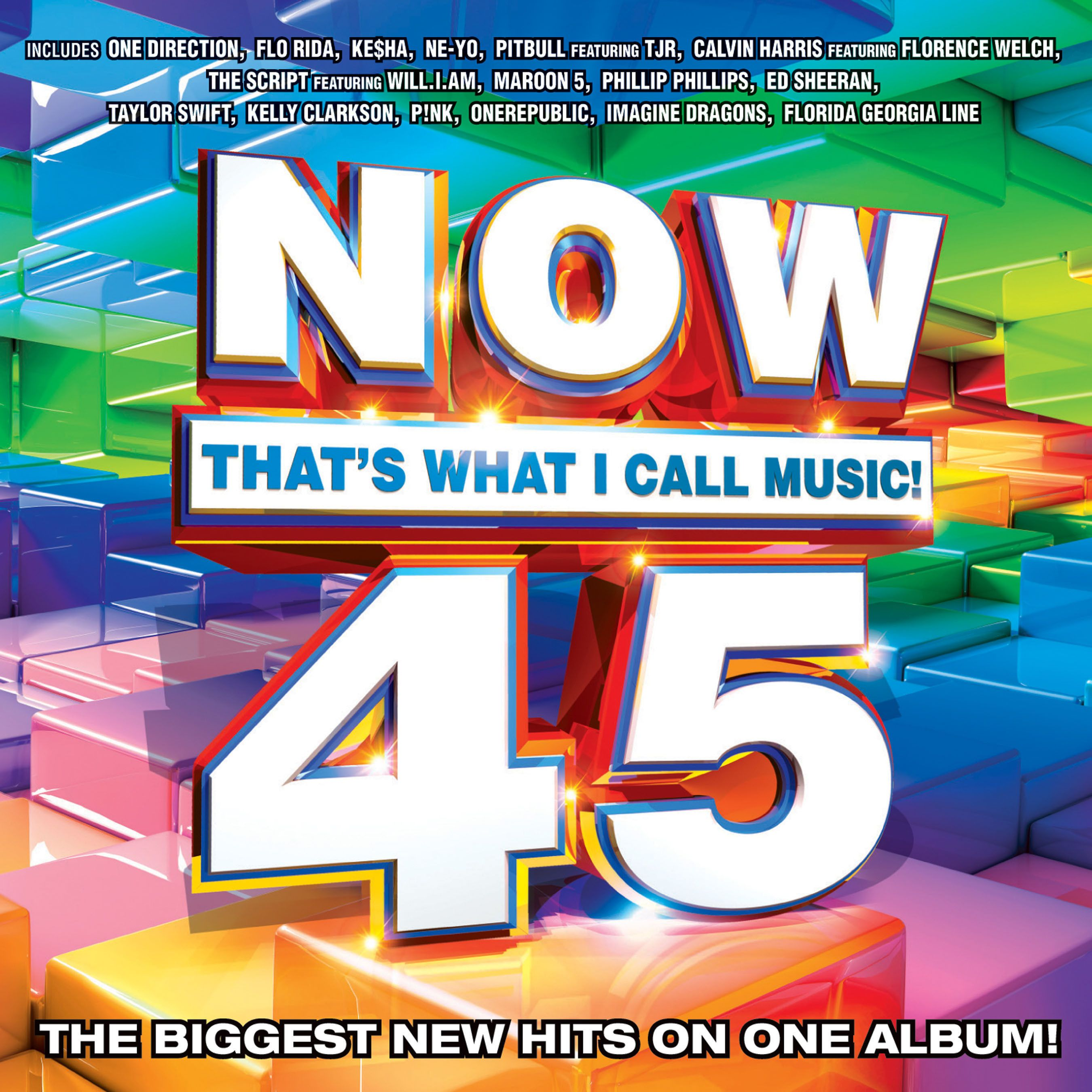 Various Artists - Now 45 album cover