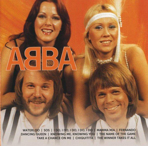 ABBA - Icon album cover