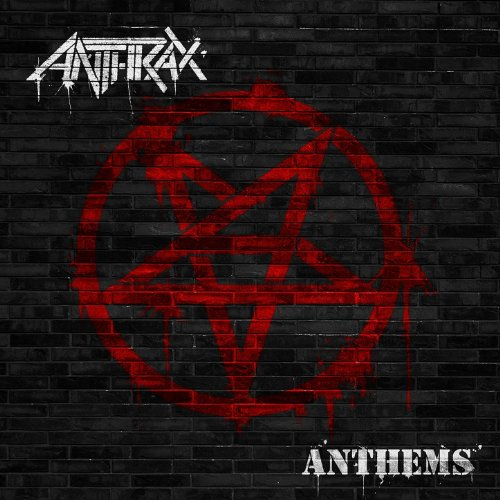 Anthrax - Anthems (ep) album cover