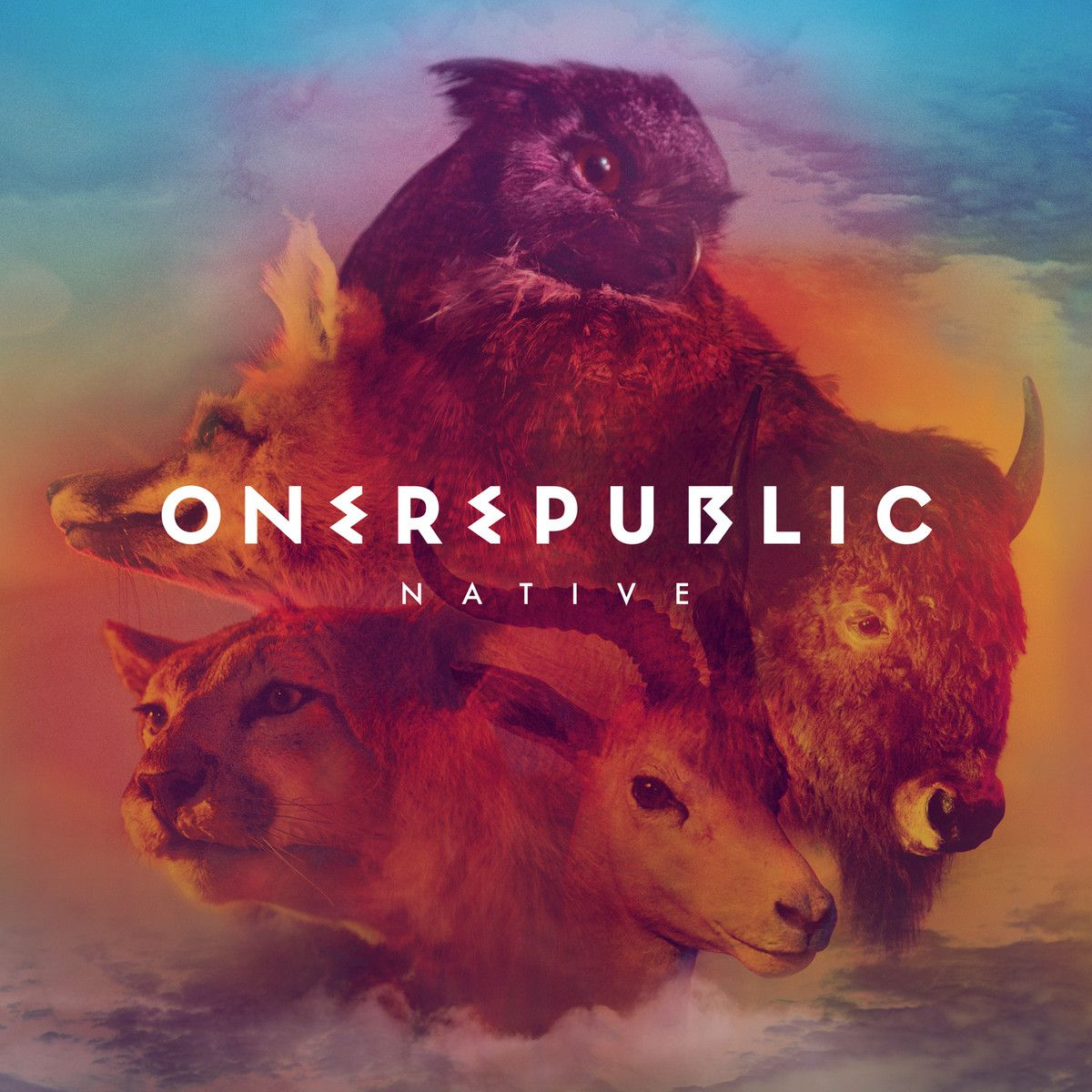 OneRepublic - Native album cover