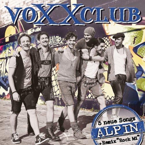 Voxxclub - Alpin album cover
