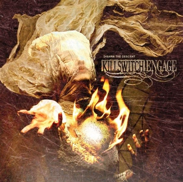Killswitch Engage - Disarm The Descent album cover