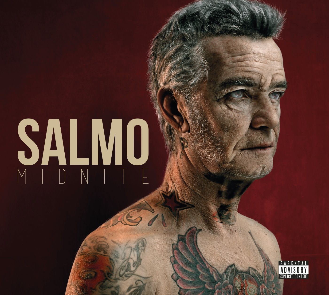 Salmo - Midnite album cover