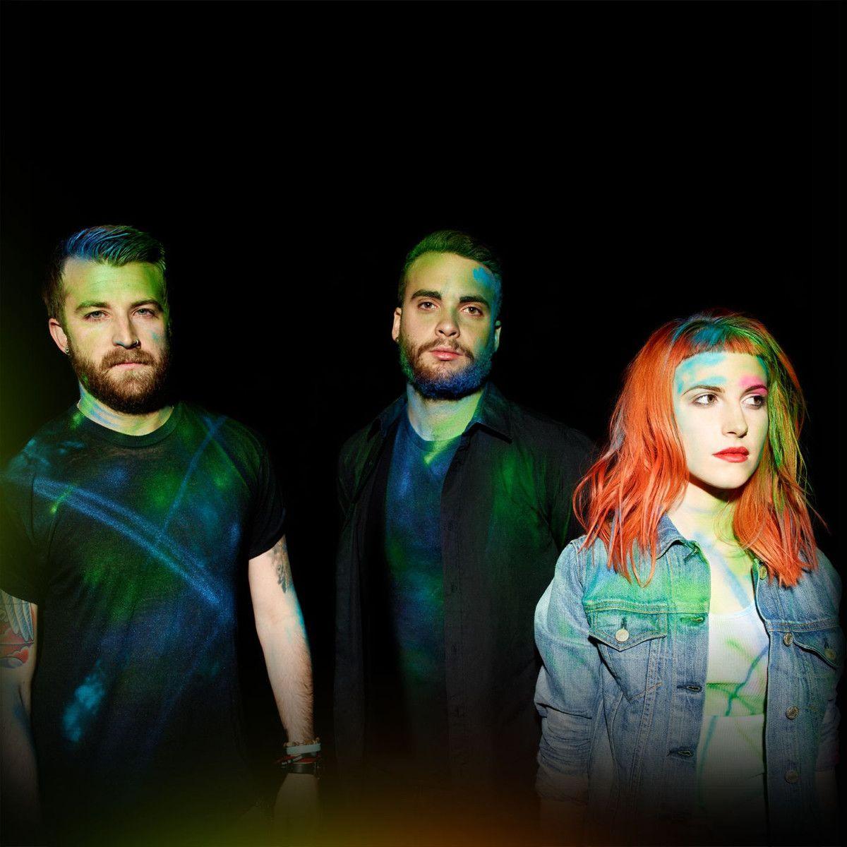 Paramore - Paramore album cover