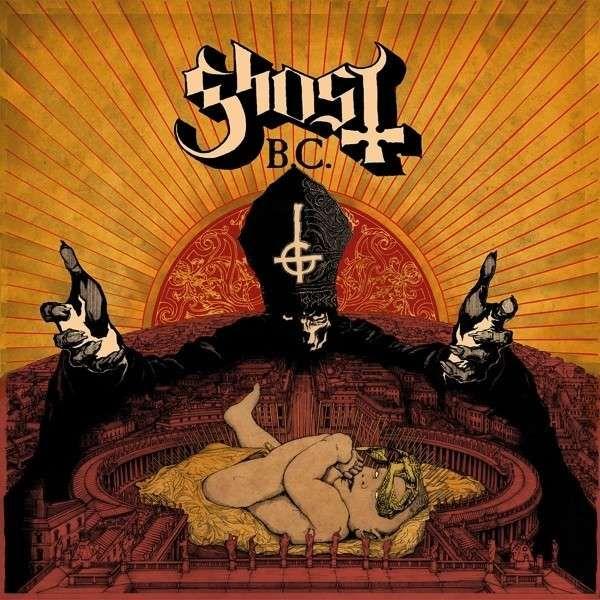 Ghost - Infestissumam album cover