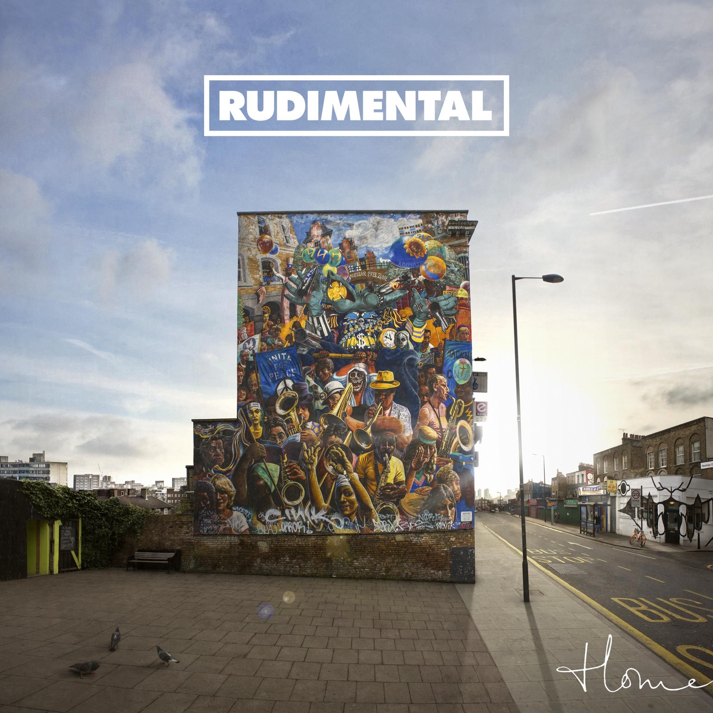 Rudimental - Home album cover