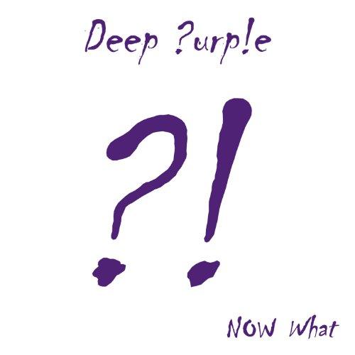 Deep Purple - Now What?! album cover