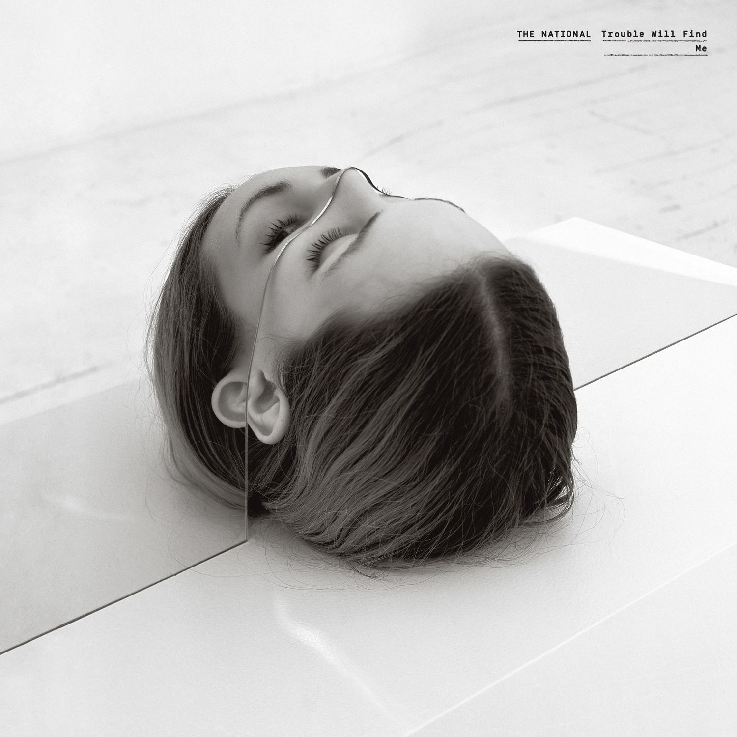 The National - Trouble Will Find Me album cover