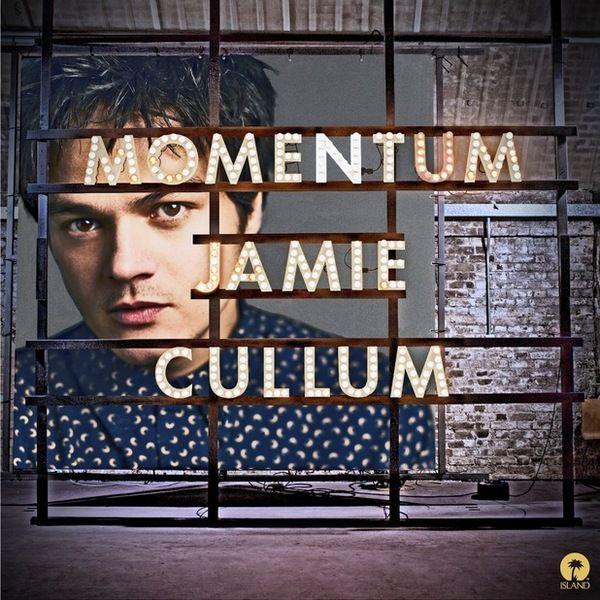 Jamie Cullum - Momentum album cover