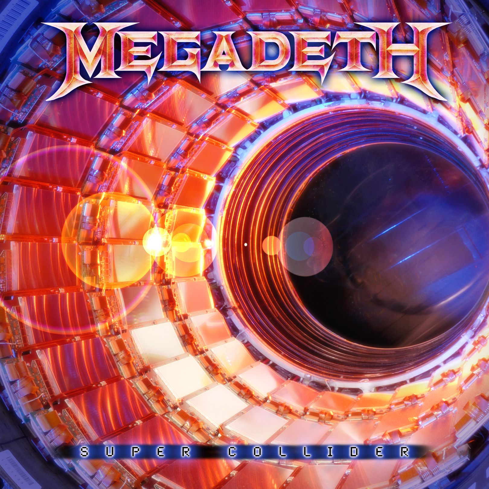 Megadeth - Super Collider album cover