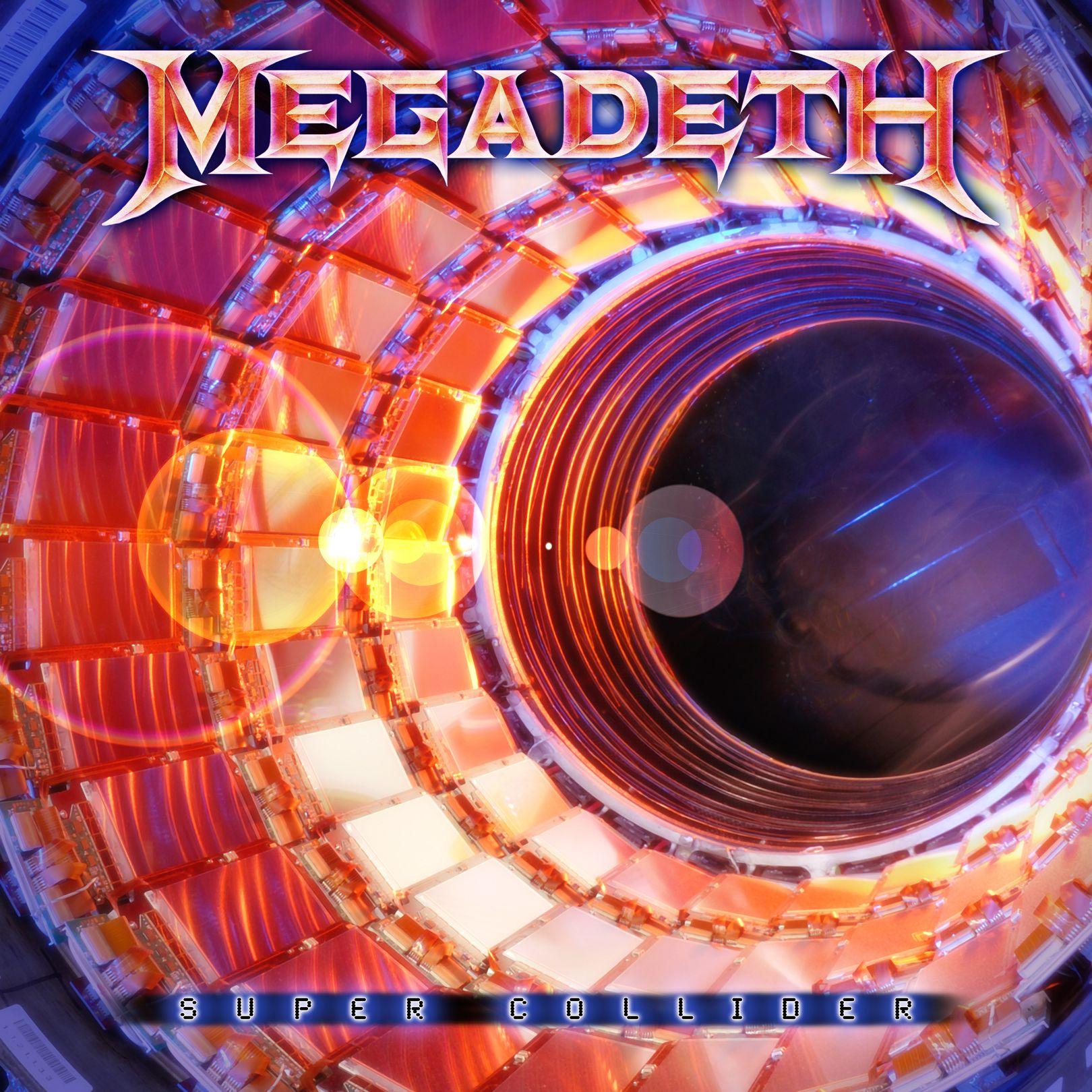 Megadeth - Super Collider album cover