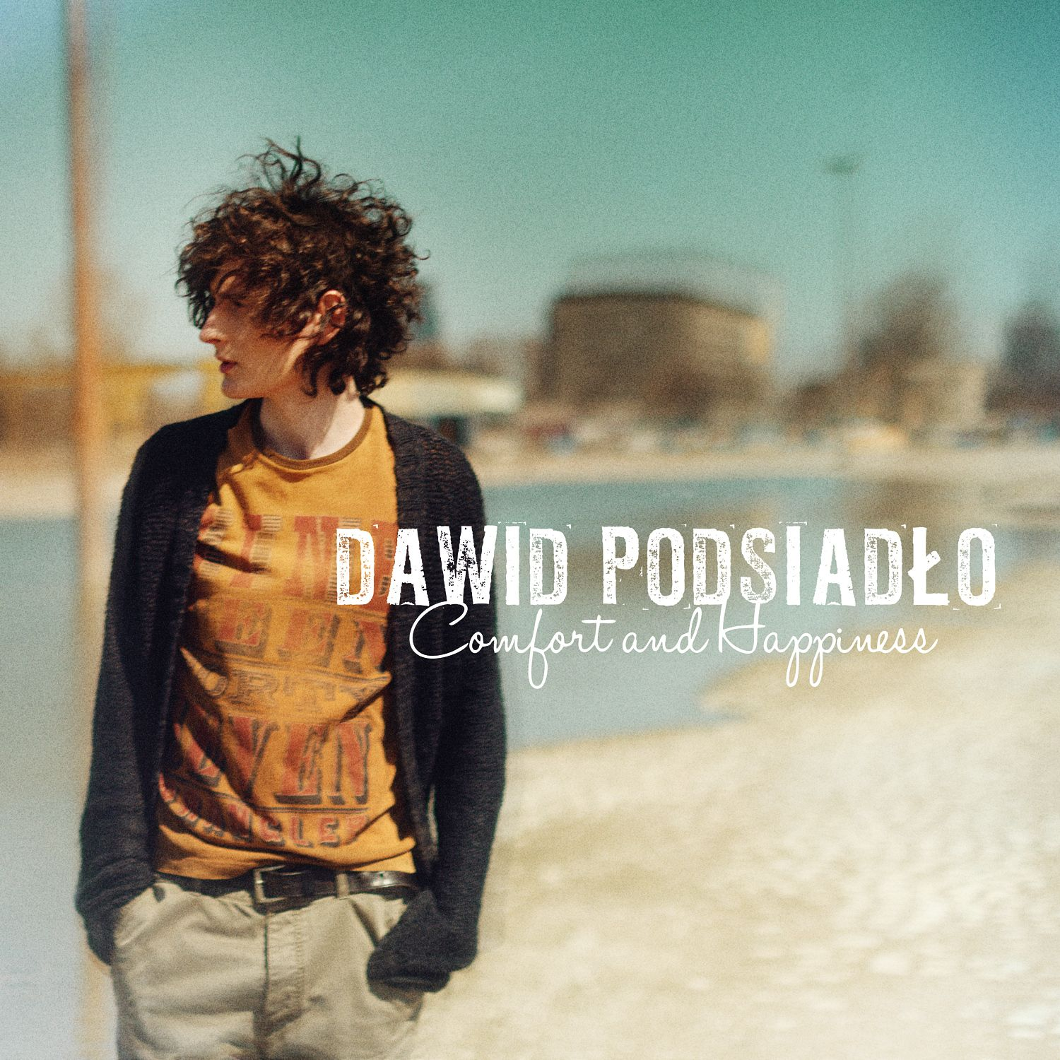 Dawid Podsiadło - Comfort And Happiness album cover