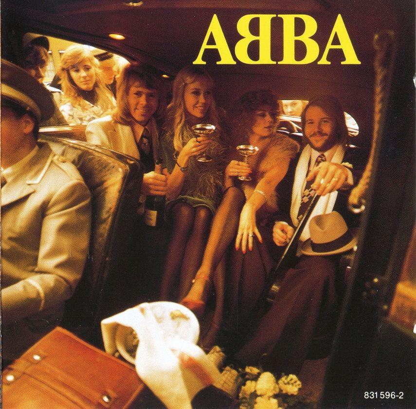 ABBA - Abba album cover