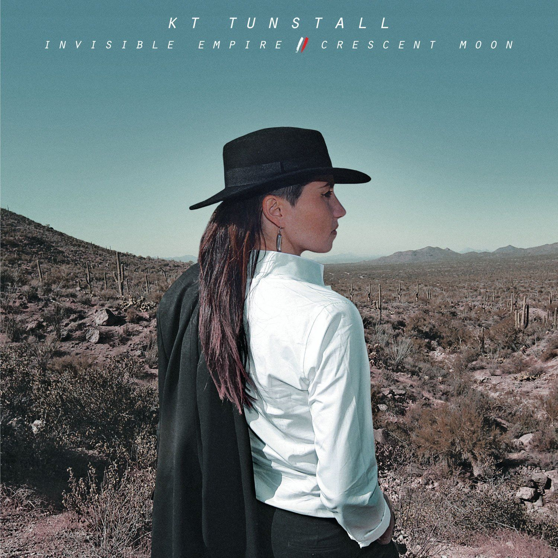 KT Tunstall - Invisible Empire / / Crescent Moon album cover