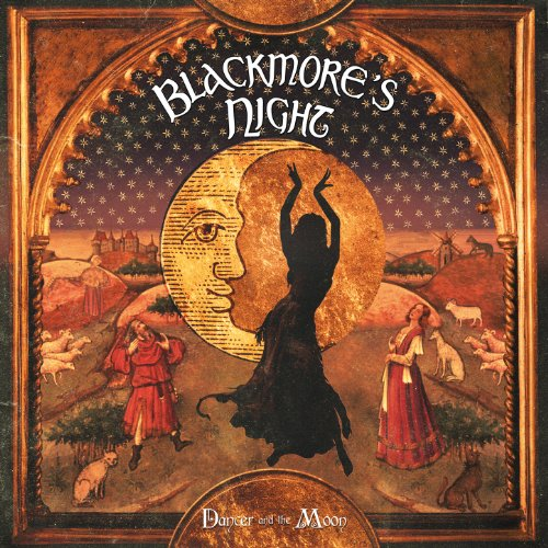 Blackmore's Night - Dancer And The Moon album cover