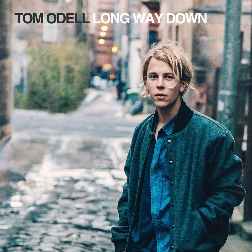 Tom Odell - Long Way Down album cover