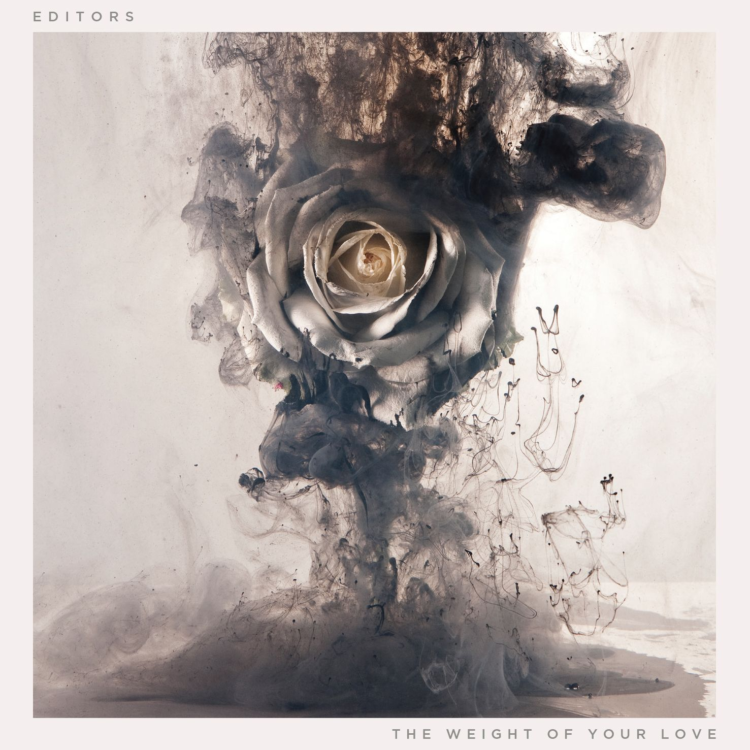 Editors - The Weight Of Your Love album cover