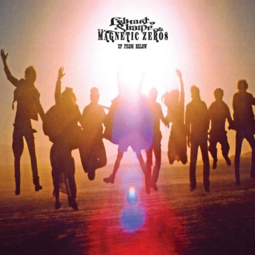 Edward Sharpe & The Magnetic Zeros - Up From Below album cover