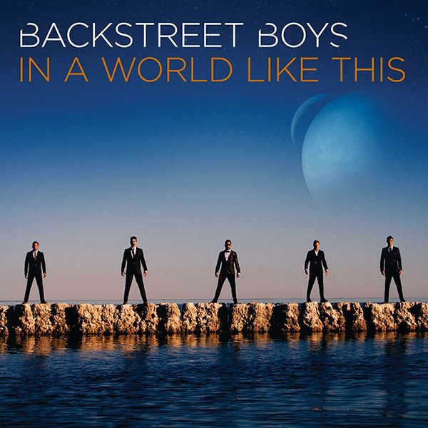 Backstreet Boys - In A World Like This album cover