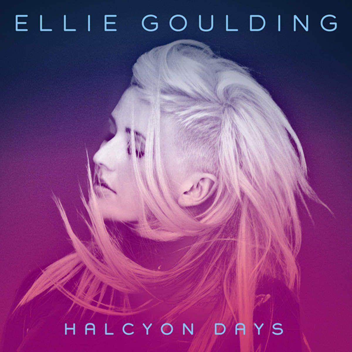 Ellie Goulding - Halcyon / Halcyon Days album cover