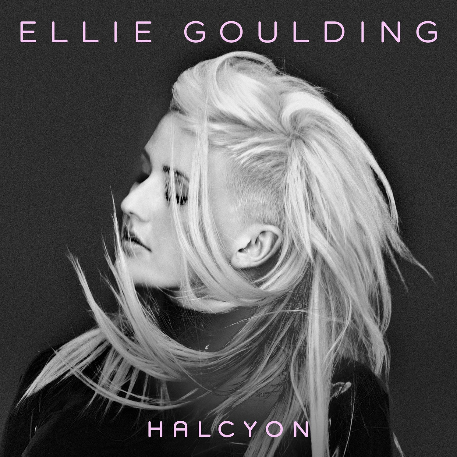 Ellie Goulding - Halcyon Days album cover