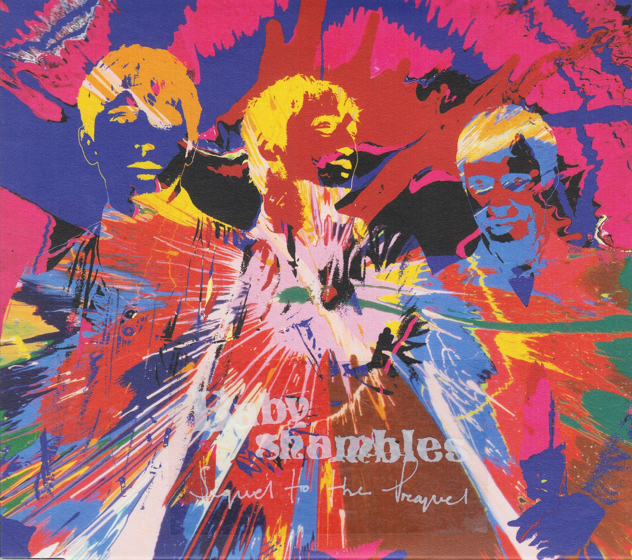 Babyshambles - Sequel To The Prequel album cover