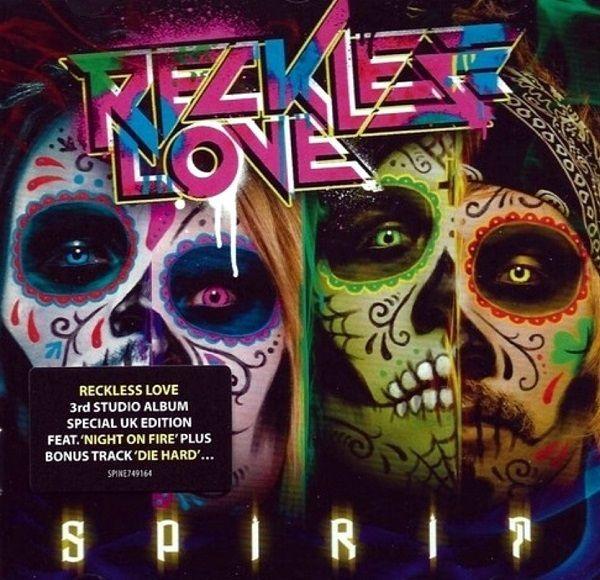 Reckless Love - Spirit album cover