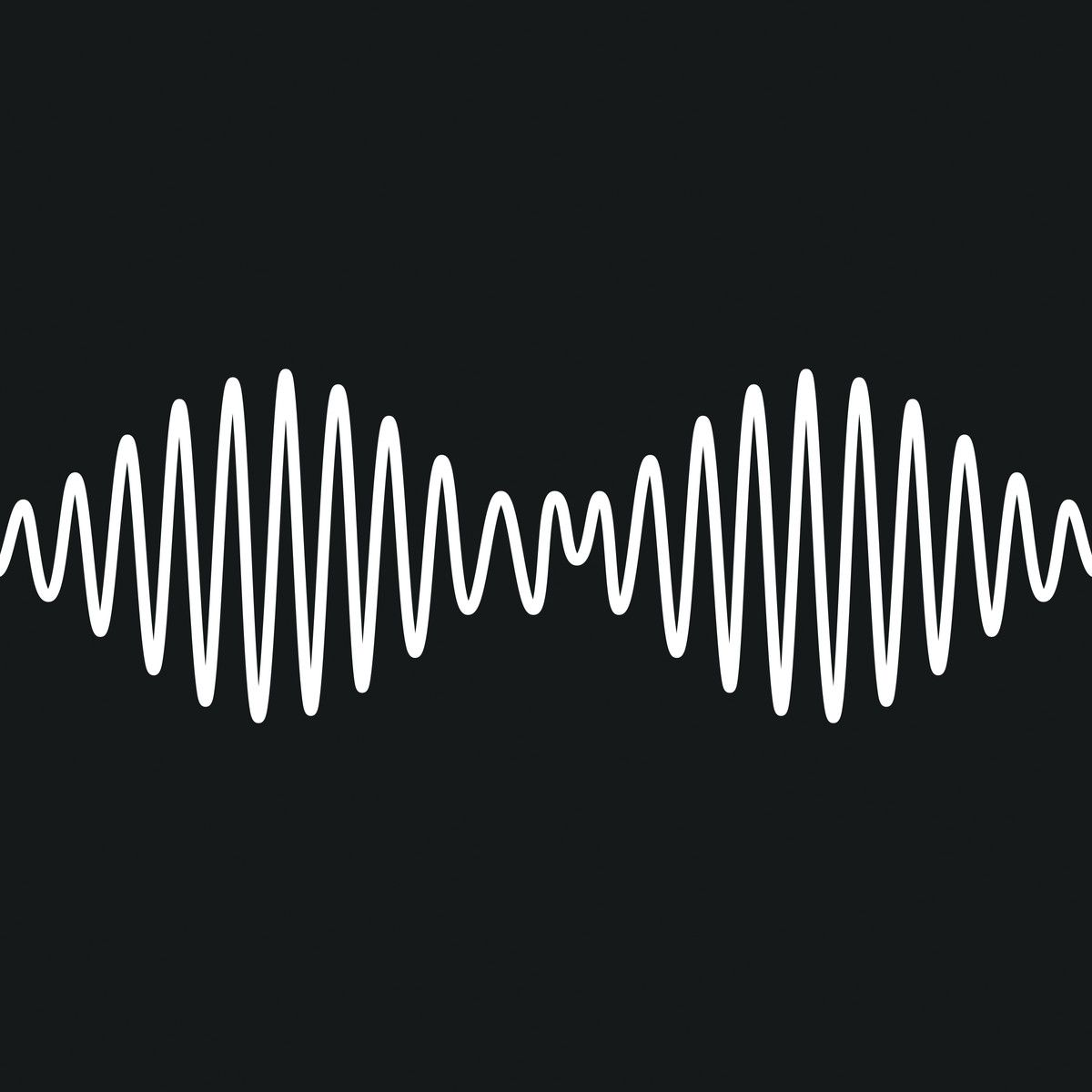 Arctic Monkeys - AM album cover