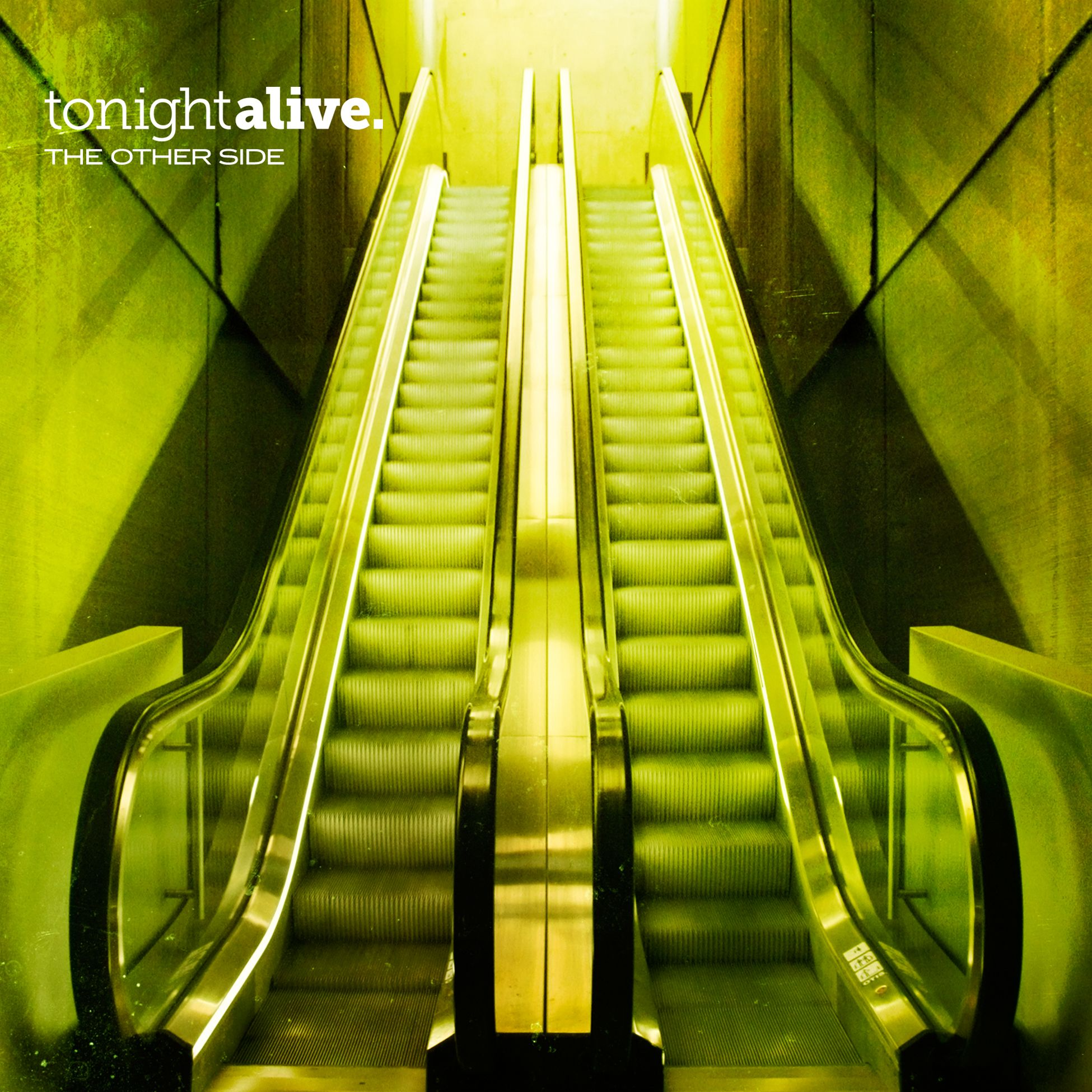 Tonight Alive - The Other Side album cover