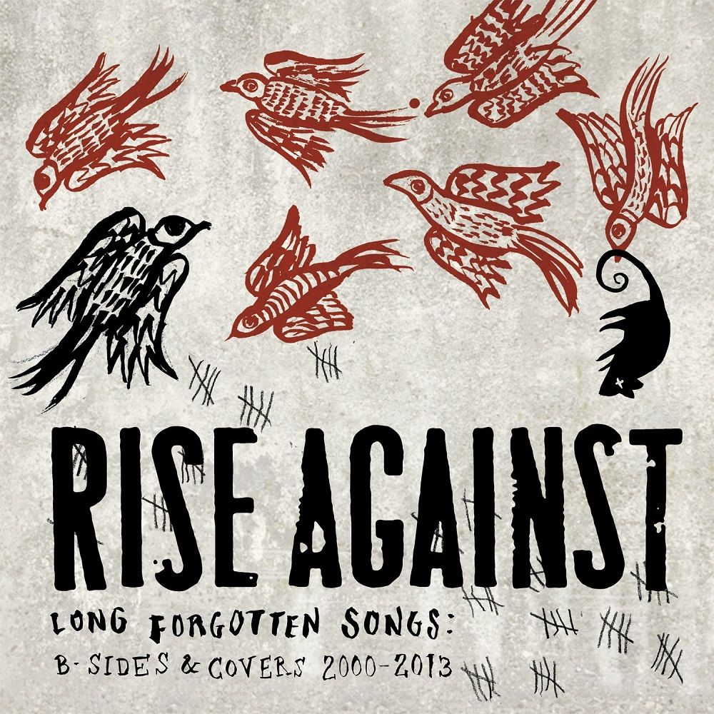 Rise Against - Long Forgotten Songs: B-sides & Covers 2000-2013 album cover