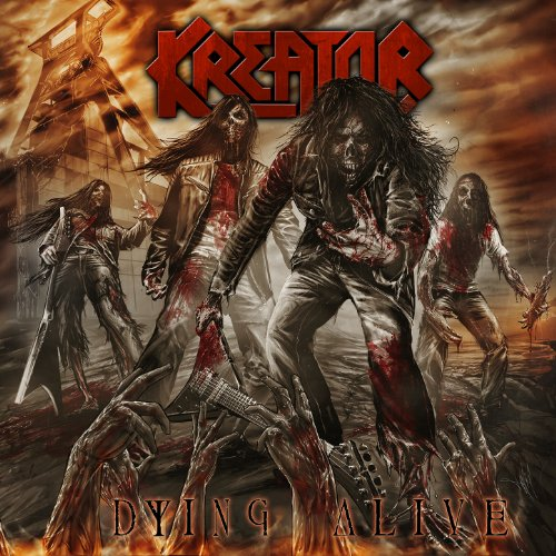 Kreator - Dying Alive album cover