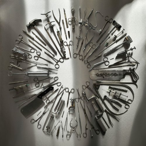 Carcass - Surgical Steel album cover
