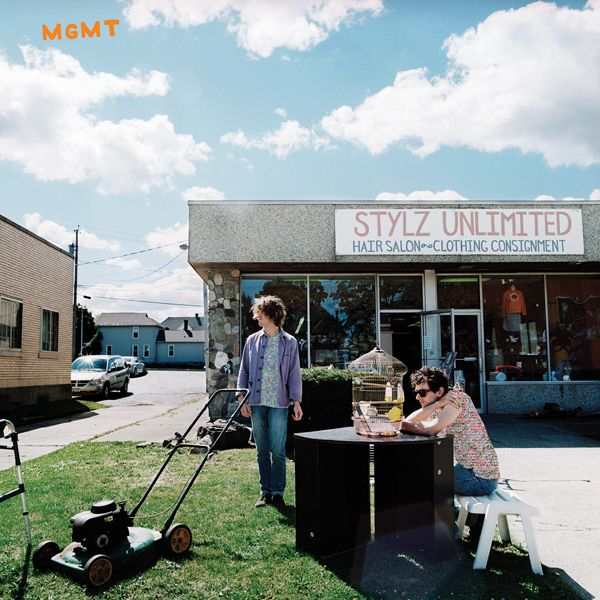 MGMT - Mgmt album cover
