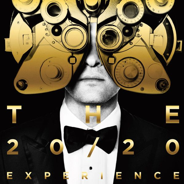 Justin Timberlake - The 20 / 20 Experience - 2 of 2 album cover