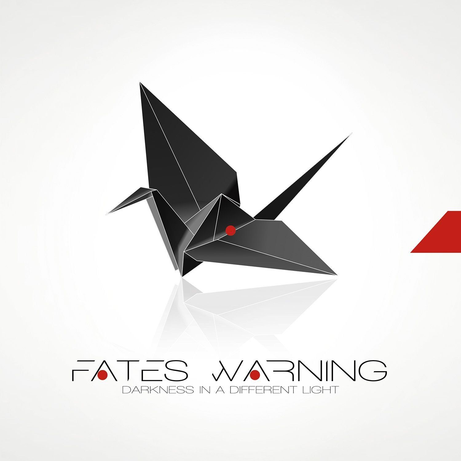 Fates Warning - Darkness In A Different Light album cover