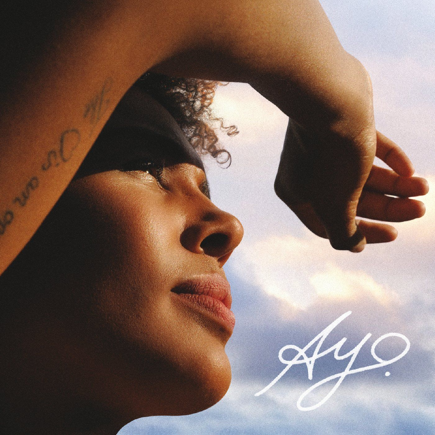 Ayo - Ticket To The World album cover