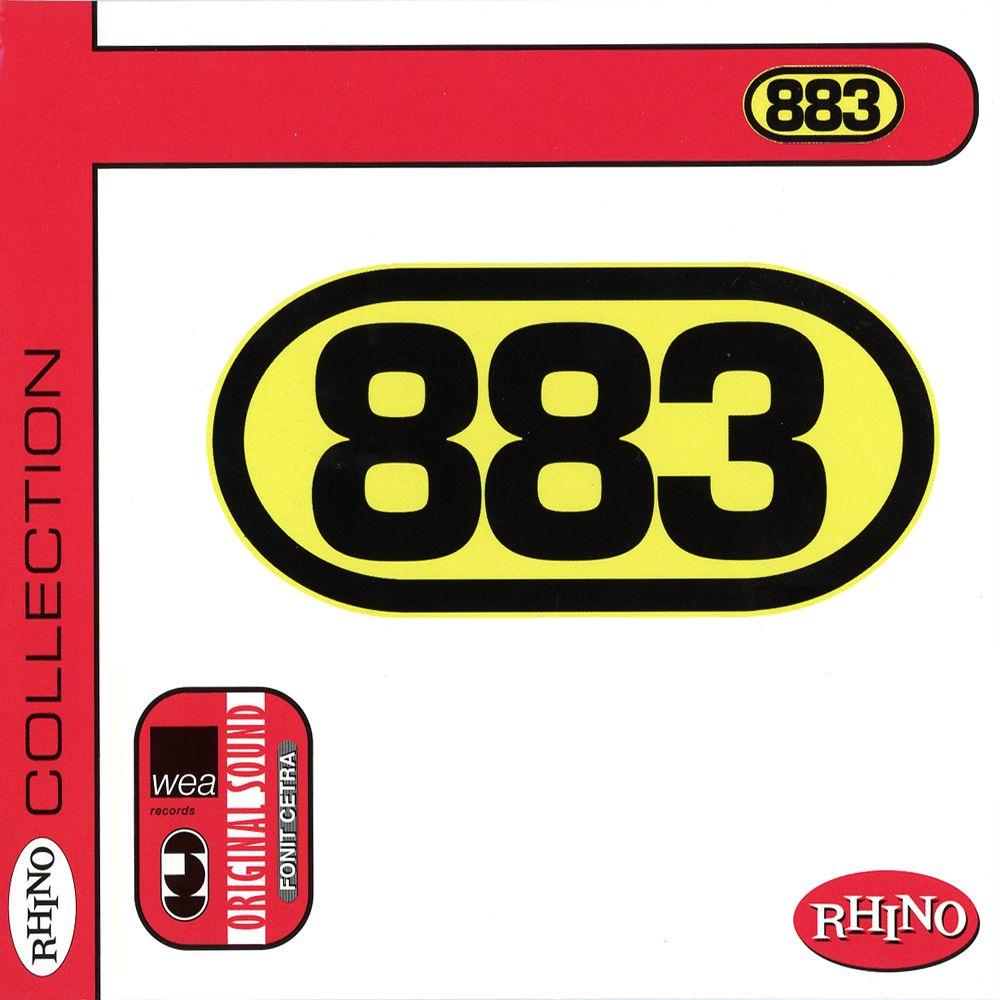 883 - Collection: 883 album cover
