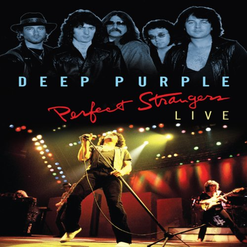 Deep Purple - Perfect Strangers - Live album cover