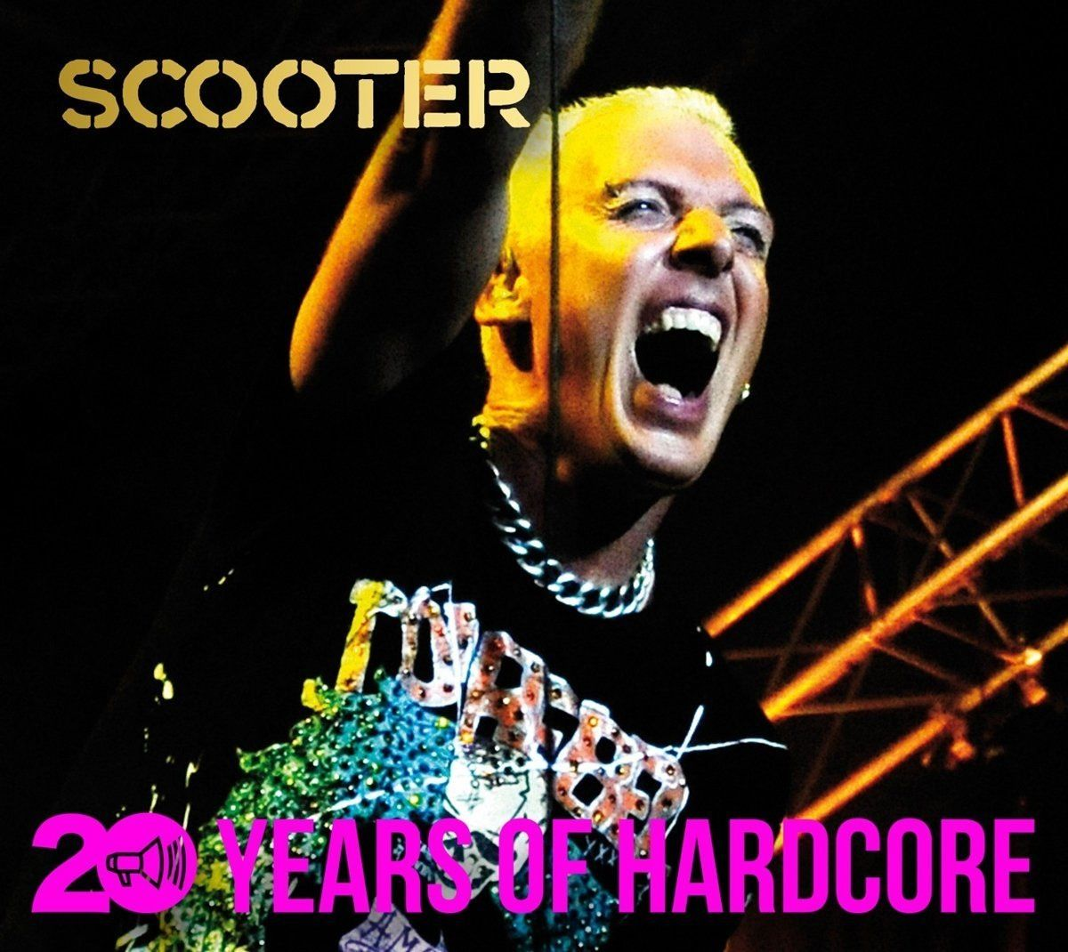 Scooter - 20 Years Of Hardcore album cover