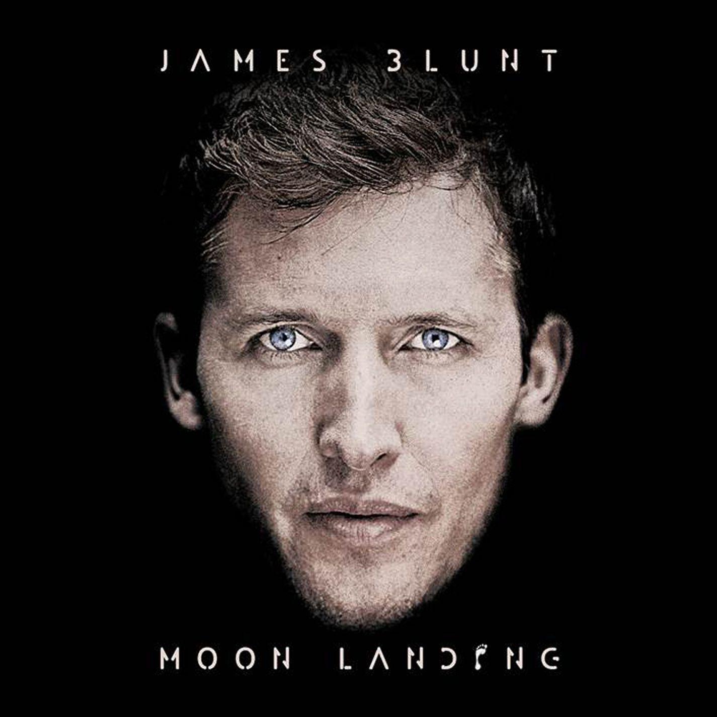 James Blunt - Moon Landing album cover
