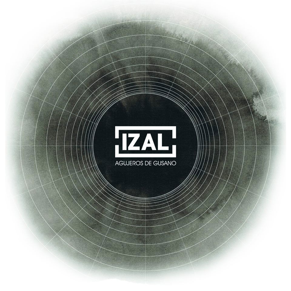 Izal - Agujeros De Gusano album cover