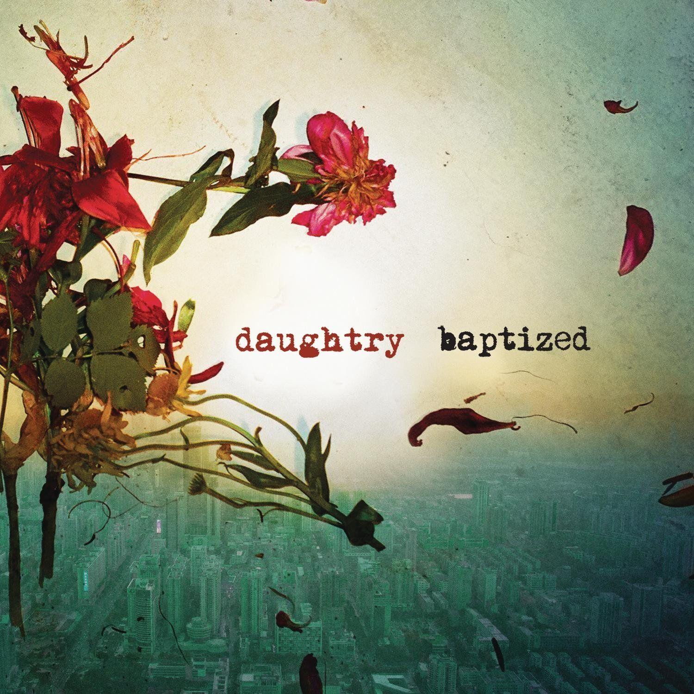 Daughtry - Baptized album cover