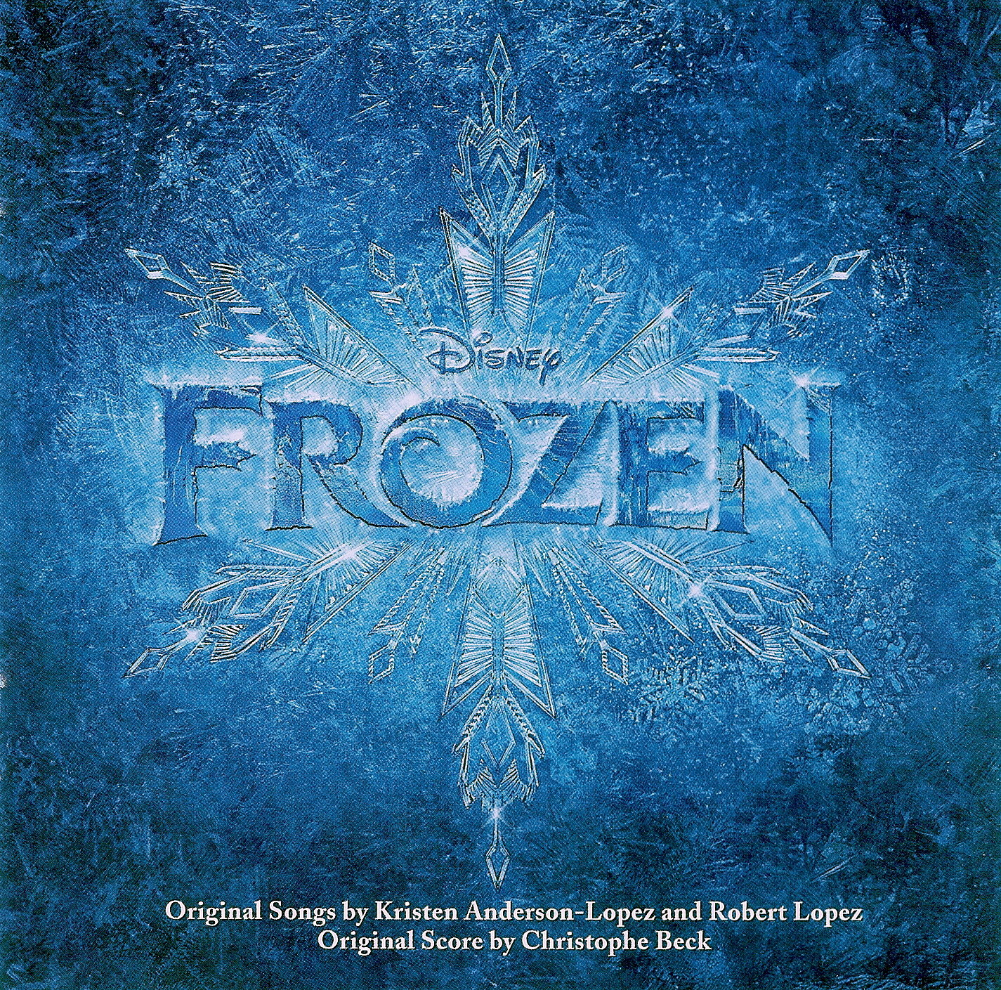Soundtrack - Frozen album cover