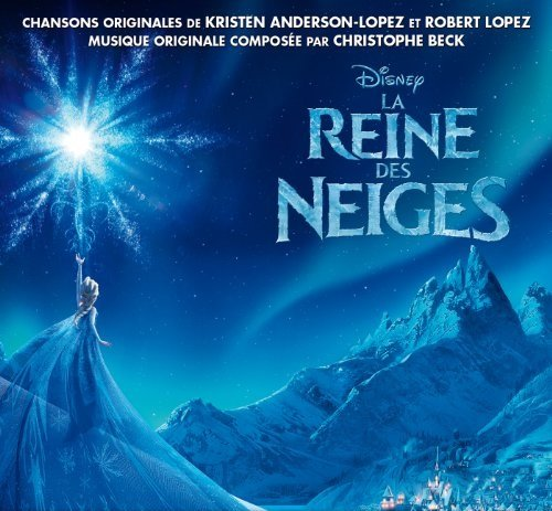Soundtrack - La Reine Des Neiges album cover