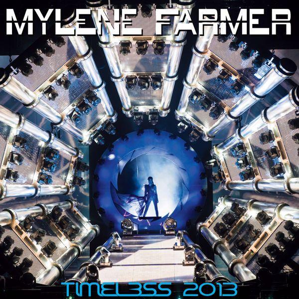 Mylène Farmer - Timeless 2013 album cover