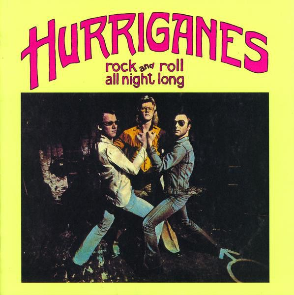 Hurriganes - Rock And Roll All Night Long album cover