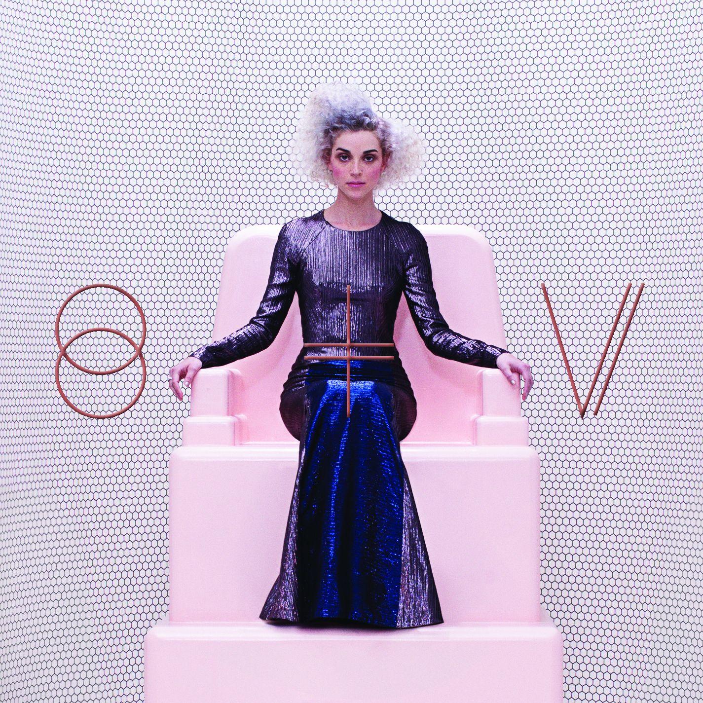 St. Vincent - St. Vincent album cover