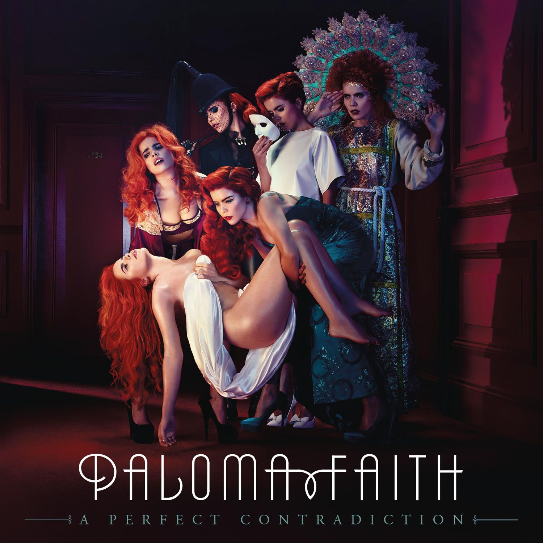 Paloma Faith - A Perfect Contradiction album cover