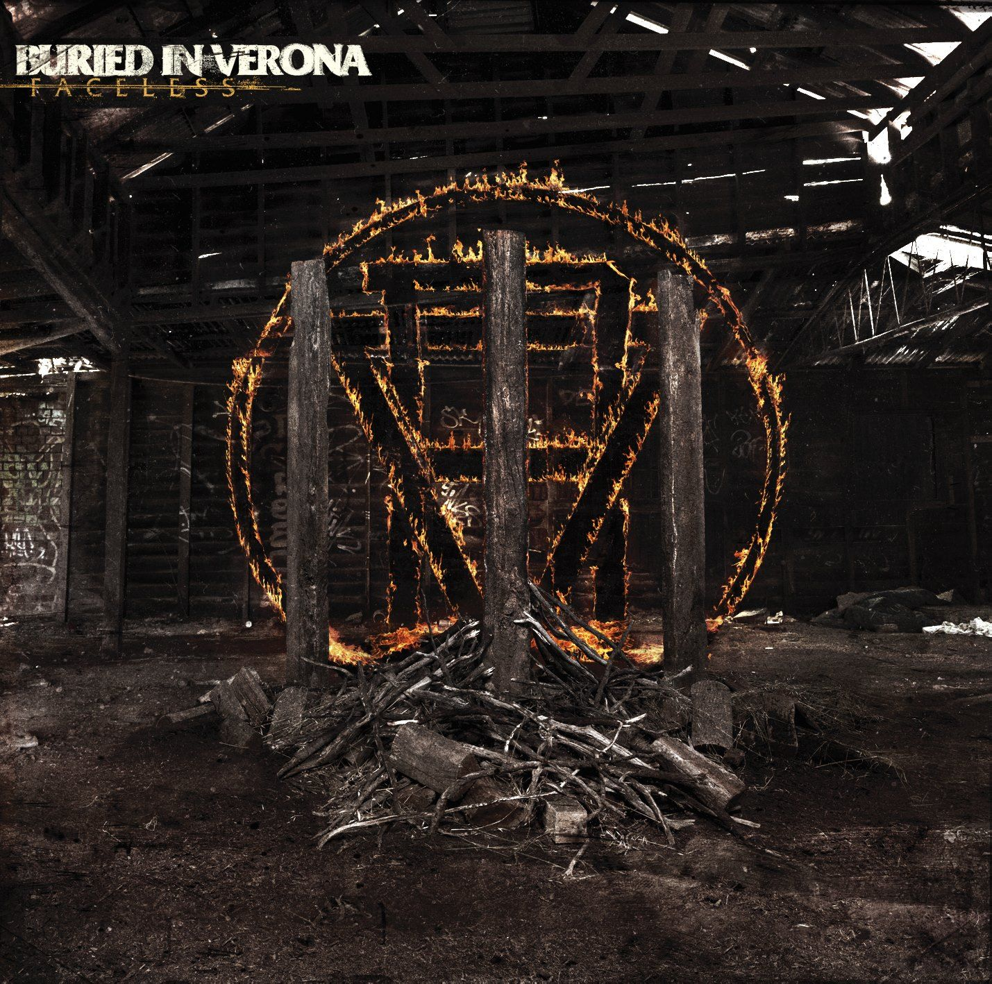 Buried In Verona - Faceless album cover
